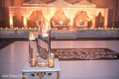 Indian wedding decor details