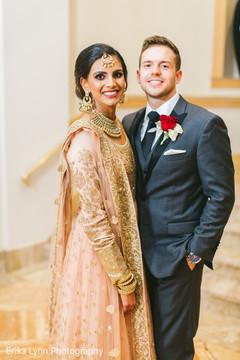 Creative indian wedding photoshoot.