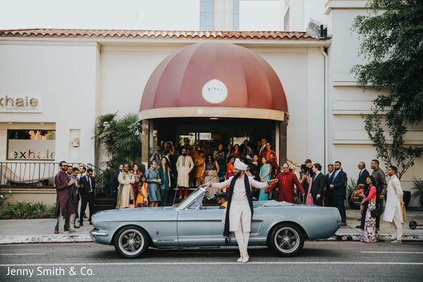 Santa Monica Ca Indian Wedding By Jenny Smith Co Post 12045