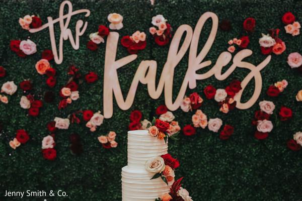 indian wedding,details,cake,venue