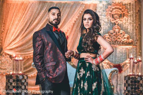 indian bride,indian groom,venue,lengha
