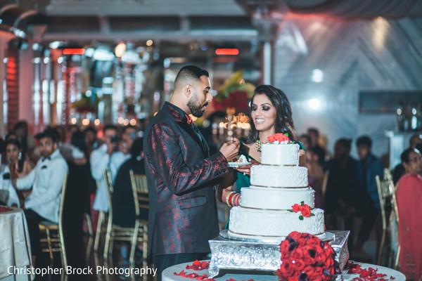 indian bride,maharani,venue,cake