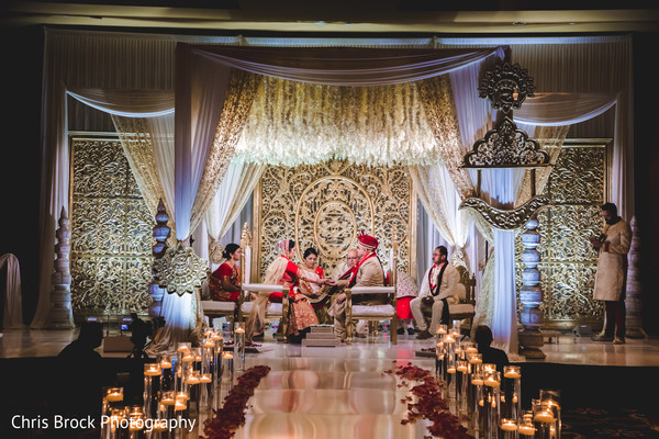 indian wedding ceremony,mandap,indian bride and groom