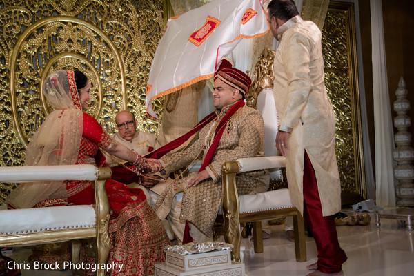 Maharani and rajah first look after Antarpattaken off.