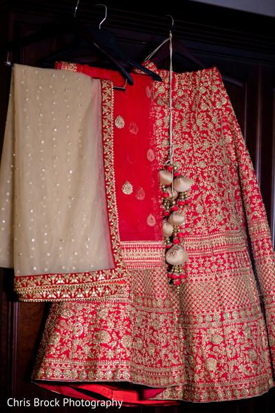 Indian bridal wedding ceremony fashion.