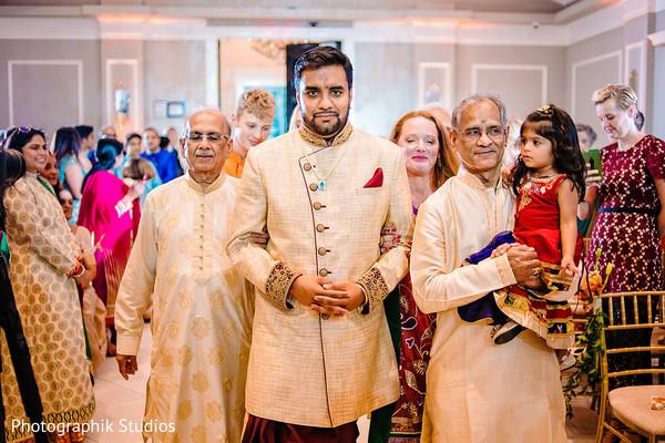 ceremony,indian groom,sherwani,ritual