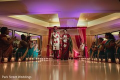 Unforgettable moment of Indian bride and groom capture.