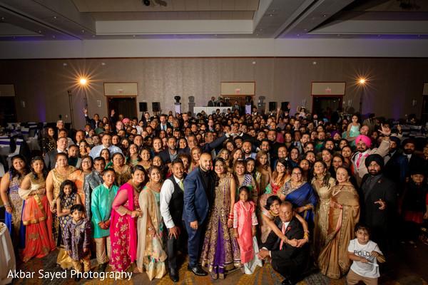 indian bride,indian wedding reception,indan groom,indian wedding guests