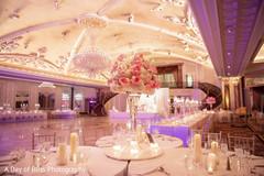 Indian wedding floral decor details