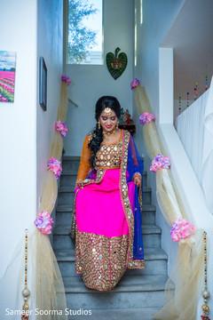 See this enchanting Maharani by the decor