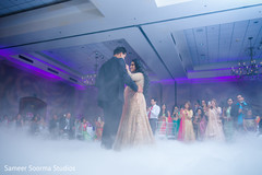 See this magical moment between Indian bride and groom