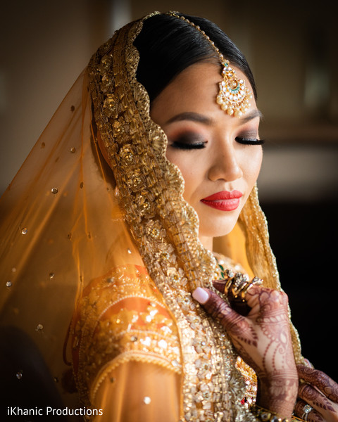 indian bride,indian wedding ceremony fashion,ghoonghat