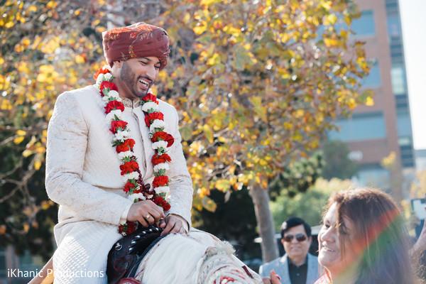 baraat procession,indian groom,indian pre-wedding celebration