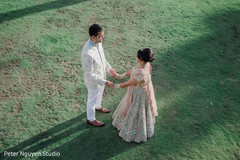 Photo shoot details of the Indian couple