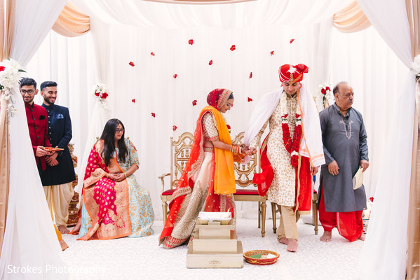 Overview of the Indian wedding ceremony