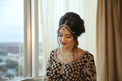 Gorgeous Indian bride ready capture.
