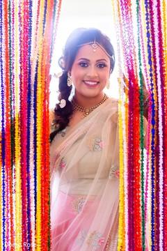 Lovely Indian bride capture.