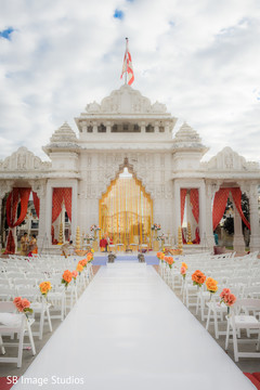 See this magical Indian wedding decor