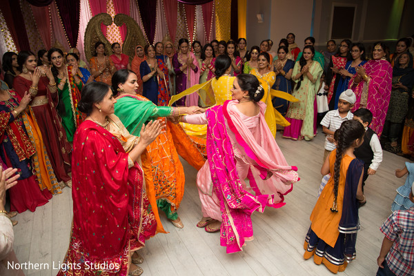 Indian pre-wedding dance capture.