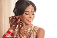 Beautiful Maharani preparing for her big day