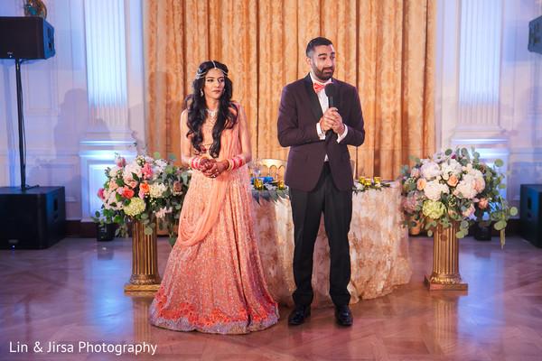 indian bride,maharani,venue,speech