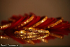 Bridal jewelry details for the Indian wedding