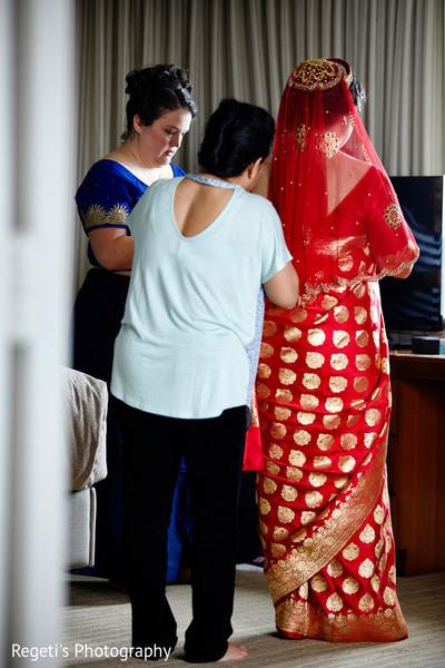 Dazzling Maharani preparing for her big day