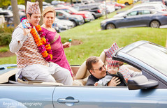 Capture of Raja and his family during baraat