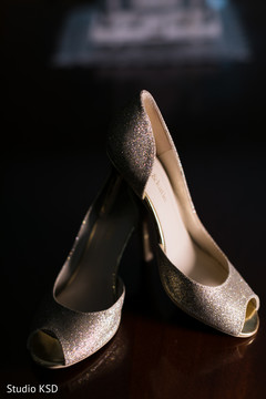 Shoes to be used by Maharani