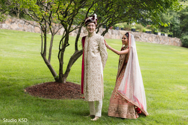 indian bride,maharani,groom,venue