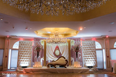 Indian wedding stage decor ideas