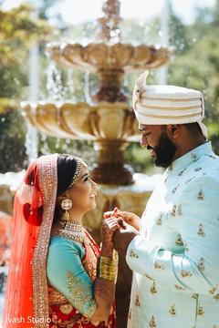 Indian lovebirds first look.