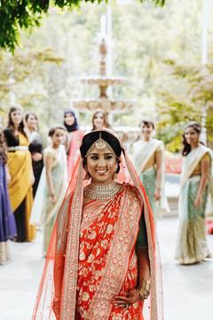 Indian bride look inspiration.