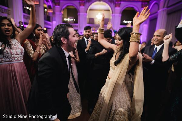 maharani,maharajah,indian wedding reception dance