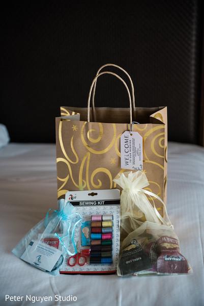Incredible Indian wedding favors bag.