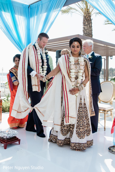 See this Mangal Phera ritual .
