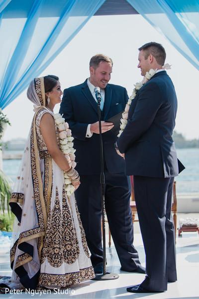 Marvelous Indian wedding ceremony.