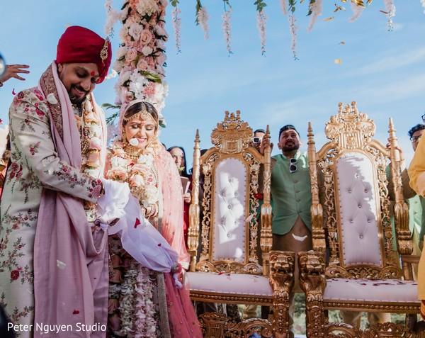 maharani,rajah,indian wedding ceremony rituals.