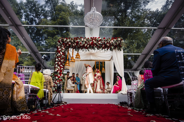 Overview of the lovely Indian wedding ceremony