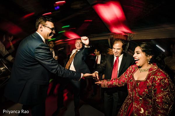 indian bride,guests,venue,lengha