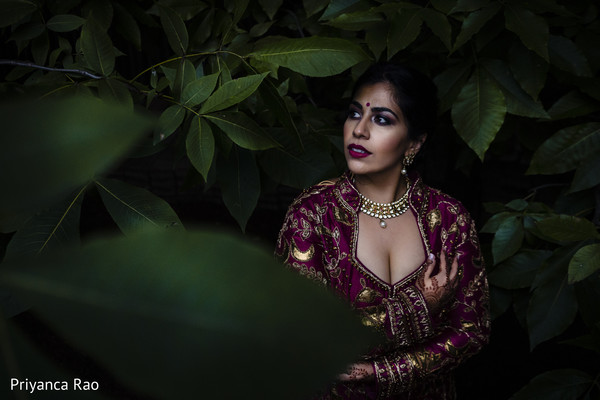 Beautiful Maharani posing with her lengha