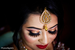 Incredible Indian bridal hair jewelry.
