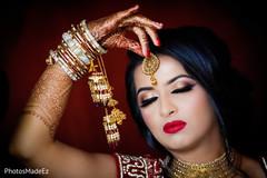Incredible Maharani's ceremony jewelry capture.