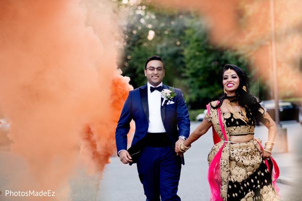 Marvelous Idea for Indian wedding photo shoot.