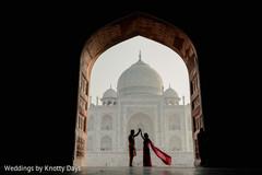 Amazing shot of Indian couple