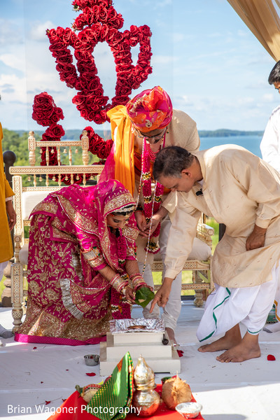 Indian wedding rituals details