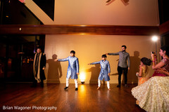 See this talented choreography at the reception