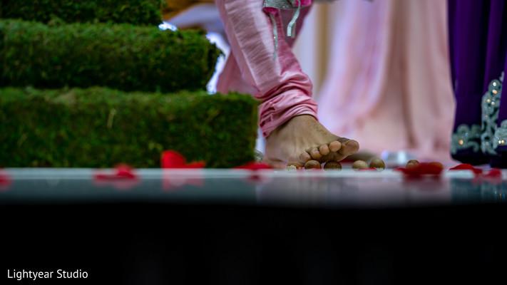 See this Saptapadi Indian wedding ritual.