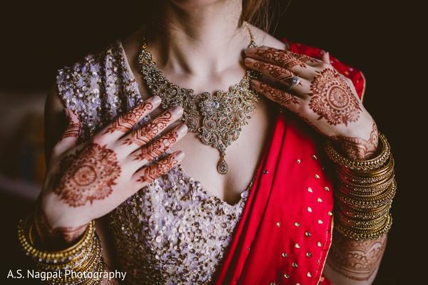 Marvelous Indian bridal Polki necklace choker.