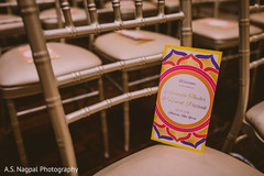 Colorful Indian wedding ceremony guide.